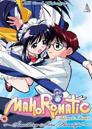 Mahoromatic: Something More Beautiful: Vol.3 Online DVD Rental
