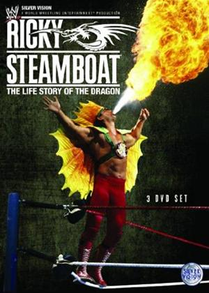 Rent Ricky Steamboat: The Life Story of The Dragon Online DVD Rental