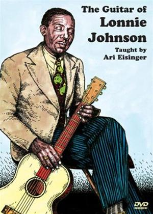 The Guitar of Lonnie Johnson Online DVD Rental