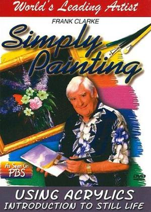 The Simply Painting: Introduction to Still Life Acrylics Online DVD Rental