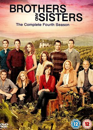 Brothers and Sisters: Series 4 Online DVD Rental