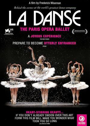 La Danse: The Paris Opera Ballet Online DVD Rental