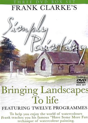 Simply Painting: Bringing Landscapes to Life Online DVD Rental