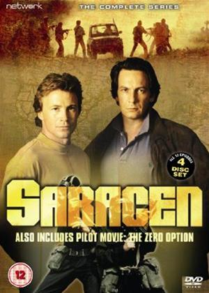 Rent Saracen: Series Online DVD Rental