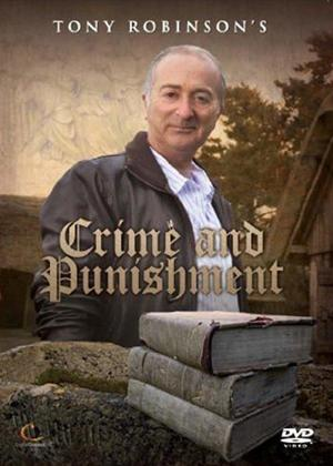 Rent Tony Robinson's Crime and Punishment Online DVD Rental