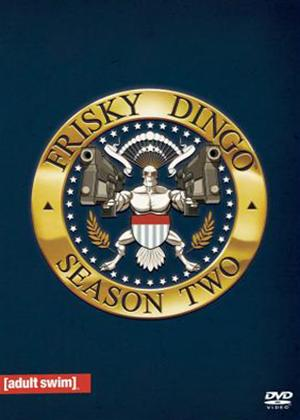 Rent Frisky Dingo: Series 2 Online DVD Rental