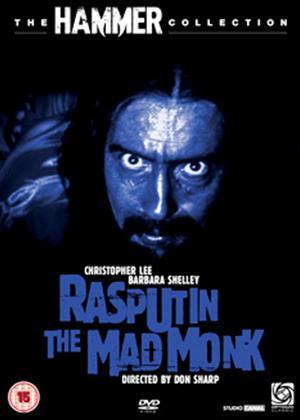 Rasputin the Mad Monk Online DVD Rental