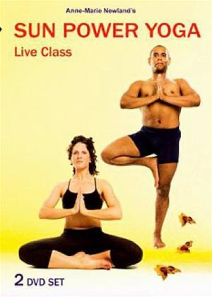 Sun Power Yoga: Live Class Online DVD Rental