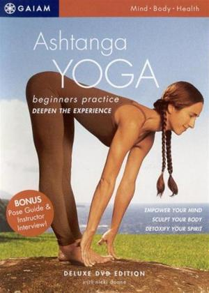Rent Ashtanga Yoga Beginners Practice Online DVD Rental
