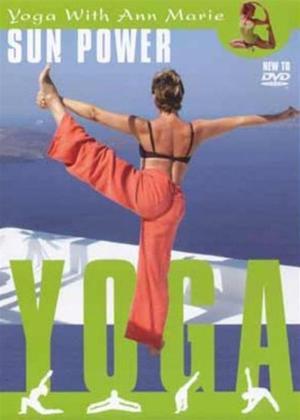 Rent Sun Power Yoga with Ann Marie Online DVD Rental