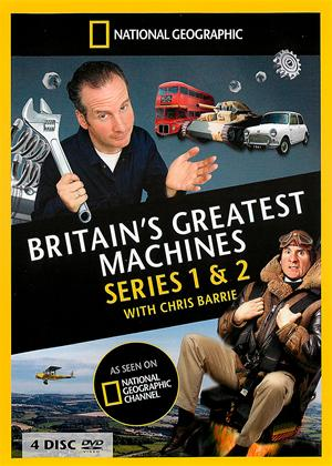 Britain's Greatest Machine: Series 1 and 2 Online DVD Rental