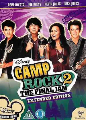 Camp Rock 2: The Final Jam Online DVD Rental