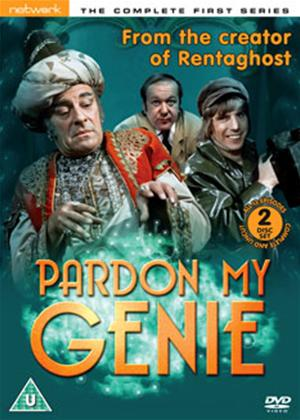Rent Pardon My Genie: Series 1 Online DVD Rental