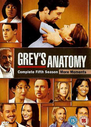 Grey's Anatomy: Series 5 Online DVD Rental