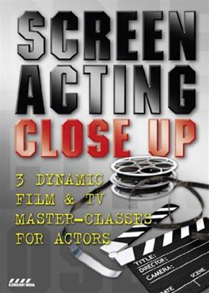 Screen Acting Up Close Online DVD Rental