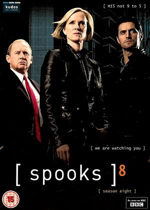 Spooks: Series 8 Online DVD Rental