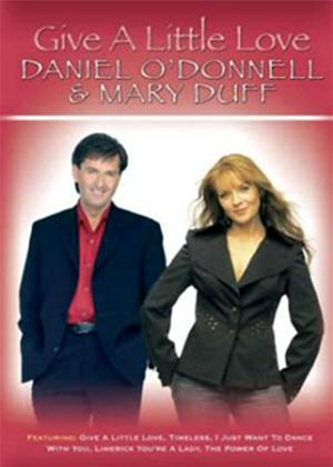 Daniel O'Donnel and Mary Duff: Give a Little Love Online DVD Rental