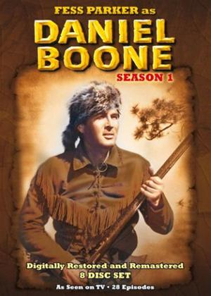 Rent Daniel Boone: Series 1 Online DVD Rental