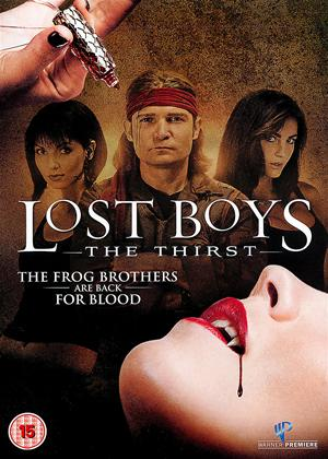 Rent Lost Boys: The Thirst Online DVD Rental