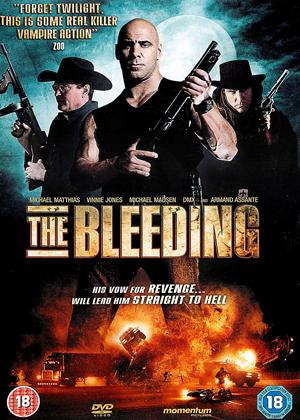 The Bleeding Online DVD Rental