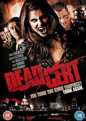 Dead Cert Online DVD Rental