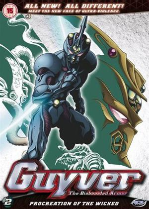 Rent Guyver: The Bioboosted Armour: Vol.2 Online DVD Rental
