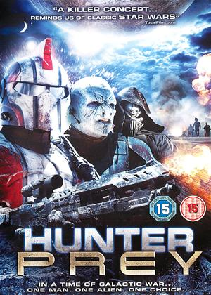 Hunter Prey Online DVD Rental