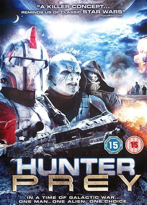 Rent Hunter Prey Online DVD Rental