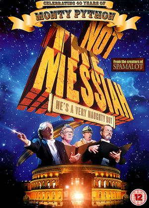 Not the Messiah: He's a Very Naughty Boy Online DVD Rental