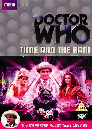 Rent Doctor Who: Time and the Rani Online DVD Rental