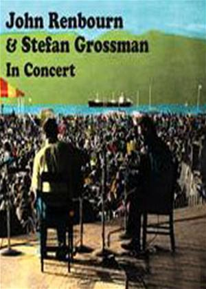 John Renbourn and Stefan Grossman in Concert Online DVD Rental