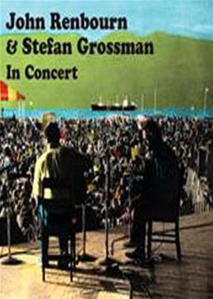 Rent John Renbourn and Stefan Grossman in Concert Online DVD Rental