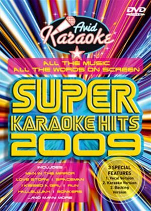 Super Karaoke Hits 2009 Online DVD Rental