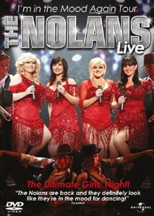 Rent The Nolans Live: I'm in the Mood Online DVD Rental