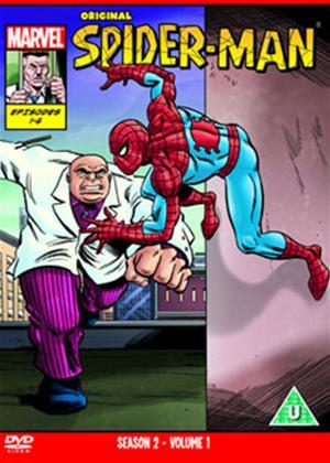Rent Spider-Man: Series 2: Vol.1 Online DVD Rental