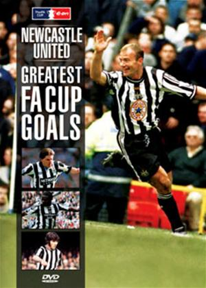 Newcastle United: Greatest FA Cup Goals Online DVD Rental