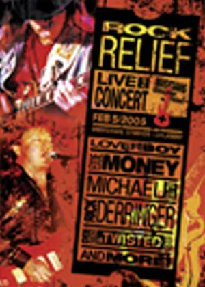 Rock Relief: Live in Concert Online DVD Rental