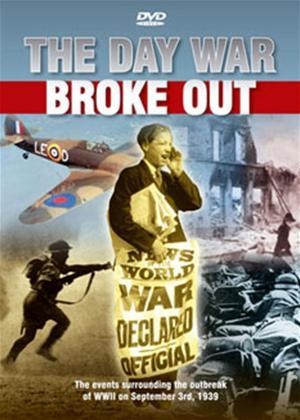 When War Broke Out Online DVD Rental