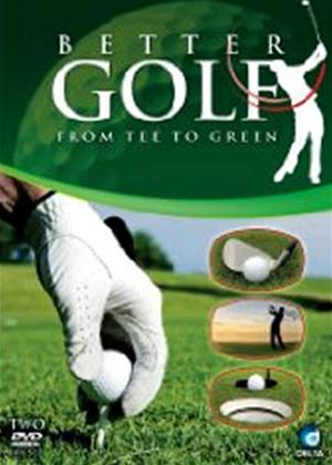 Better Golf from Tee to Green Online DVD Rental