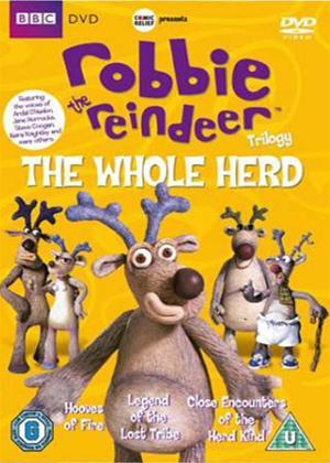 Rent Robbie The Reindeer Triology: The Whole Herd Online DVD Rental