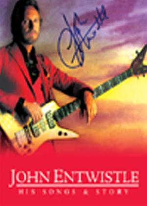 John Entwistle: His Songs and Story Online DVD Rental