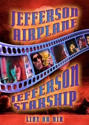 Rent Jefferson Airplane: Live on Air Online DVD Rental