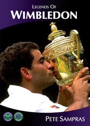 Legends of Wimbledon: Pete Sampras Online DVD Rental