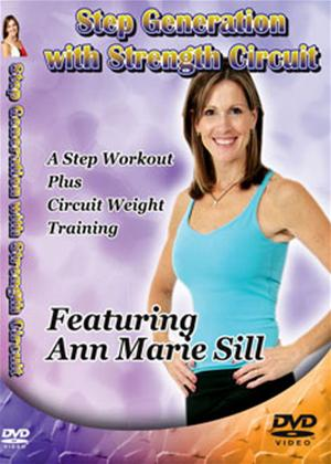 Step Generation with Strength Circuit with Ann Marie Sill Online DVD Rental