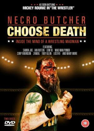 Rent Necro Butcher: Choose Death: Vol.2 Online DVD Rental