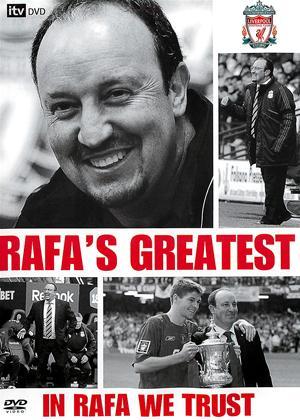 Liverpool: Rafa's Greatest Online DVD Rental
