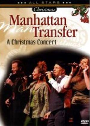 Rent Manhattan Transfer: A Christmas Concert Online DVD Rental