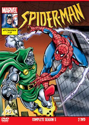 Rent Spider-Man: Series 5 Online DVD Rental