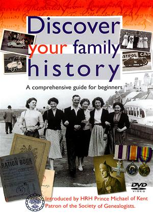 Discover Your Family History Online DVD Rental
