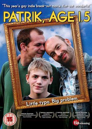 Patrik, Age 1.5 Online DVD Rental